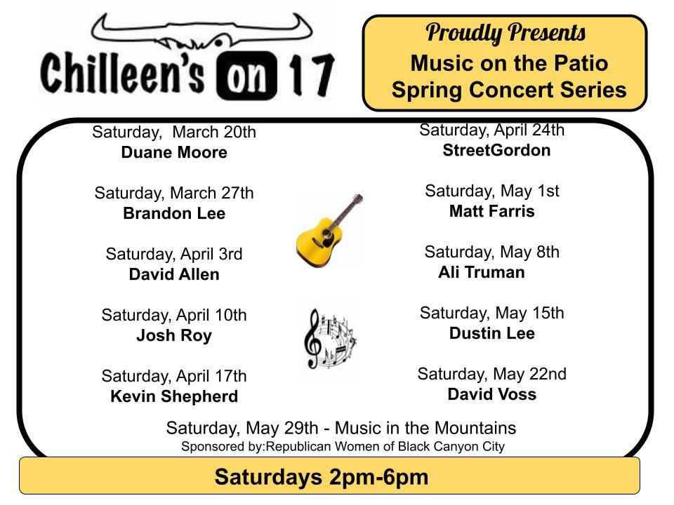 2021 spring concert